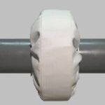 Safety shield ssc/ptfe
